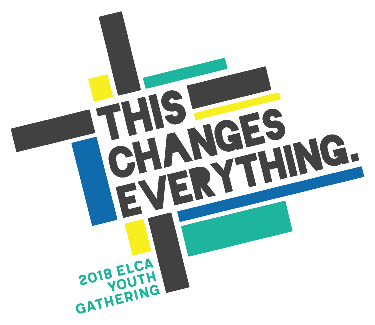 2018 ELCA Youth Gathering Color Logo