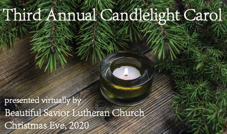 3rd Annual Christmas Carol Program