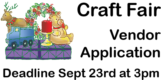Artisan Craft Sale Vendor Application