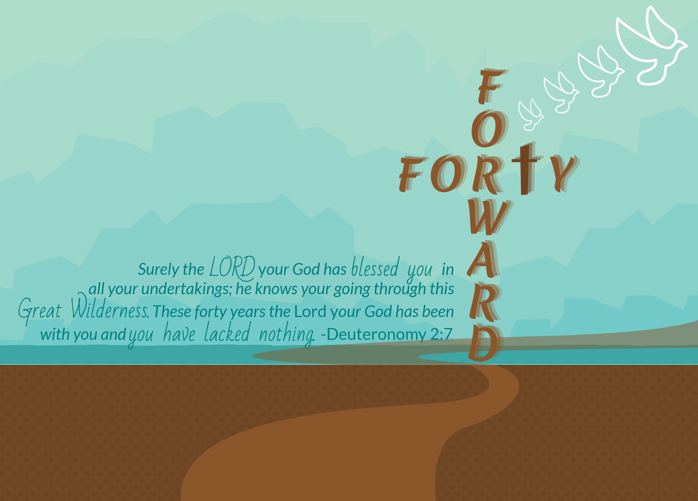 Forty Forward