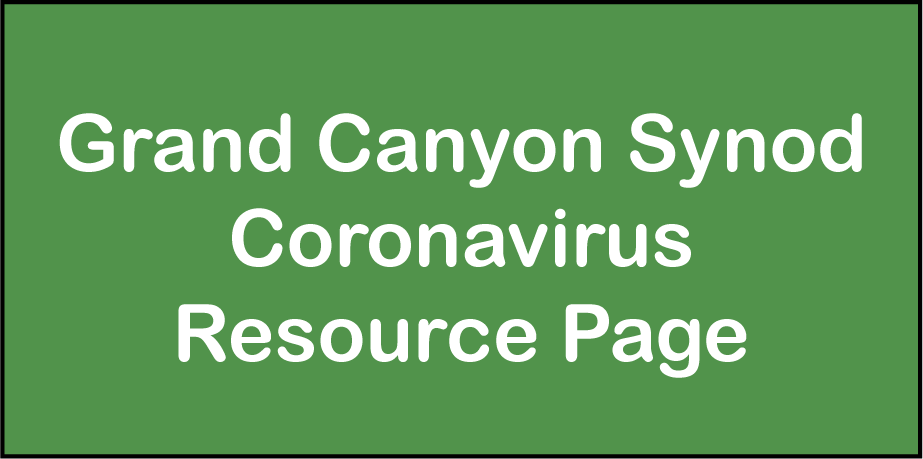 Synod Coronavirus Resource Page