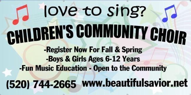 Children's Community Choir