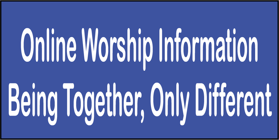 Link to Online Worship information